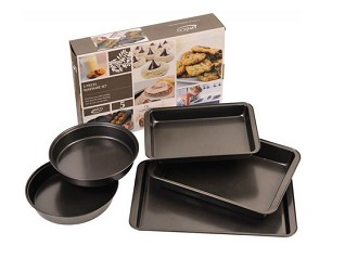 5 Piece Non-Stick Bakeware Set