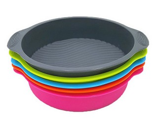 Silicone 9 inch Round Baking Pan