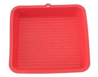 Silicone Brownie non-stick Baking Pan