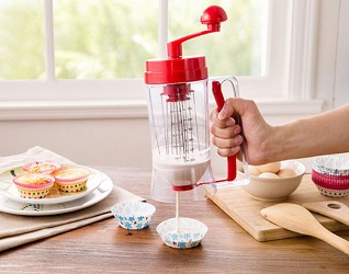 Manual Cupcake Batter Dispenser