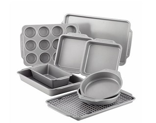 10 Piece  Farberware Bakeware set